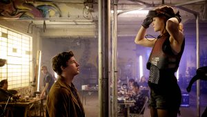 Player one caly film Netflix